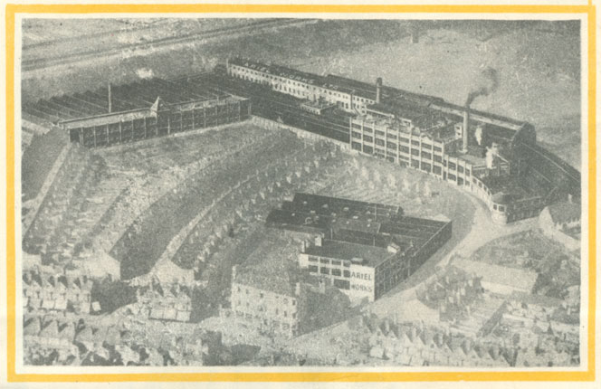 The Ariel Factories circa 1928
